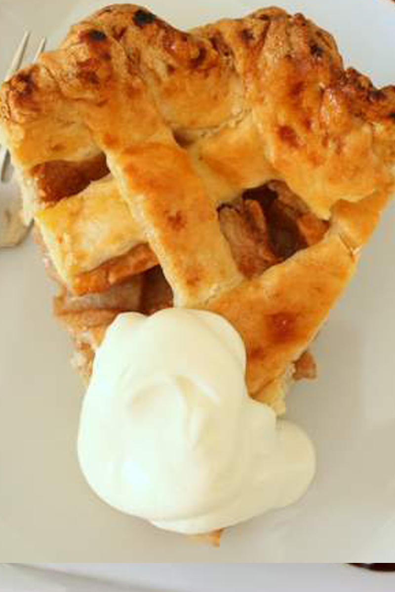 Amerikanischer-Apple-Pie-{flowers-on-my-plate}