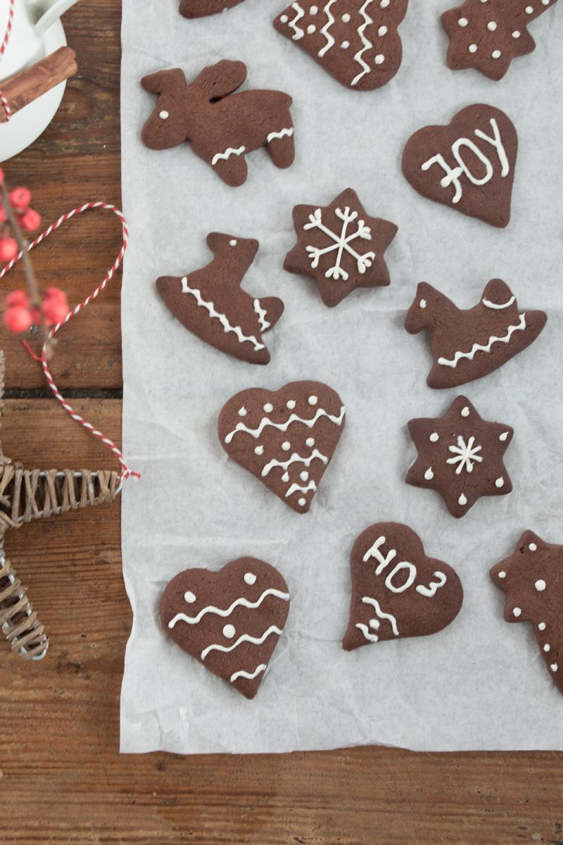 weihnachtskekse mit kakao leckeres rezept f r weihnachten. Black Bedroom Furniture Sets. Home Design Ideas