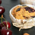 Mandel-Kirsch-Muffins-{flowers-on-my-plate}