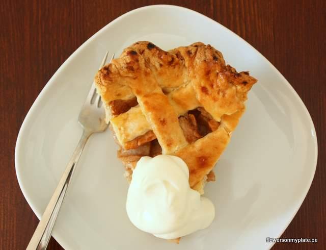 Rezept für einen Apple Pie