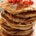 dinkelvollkorn-pancakes