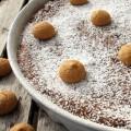 Rezept für eine Schoko-Amarettini Tarte