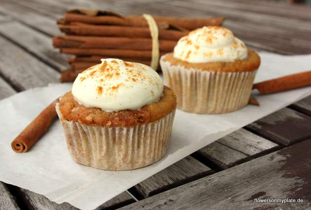 Herbst cupcakes rezepte