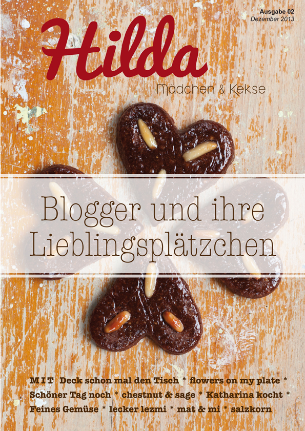Hilda eMag Weihnachtsplätzchen Rezepte Titelbild