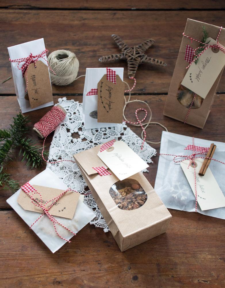 weihnachtsgeschenke aus der k che