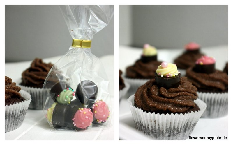 cupcake deko von mokka t bingen. Black Bedroom Furniture Sets. Home Design Ideas