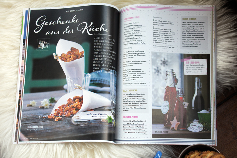 "Haferflocken Dattel Kekse, Edeka ""Mit Liebe"" {flowers on my plate}"
