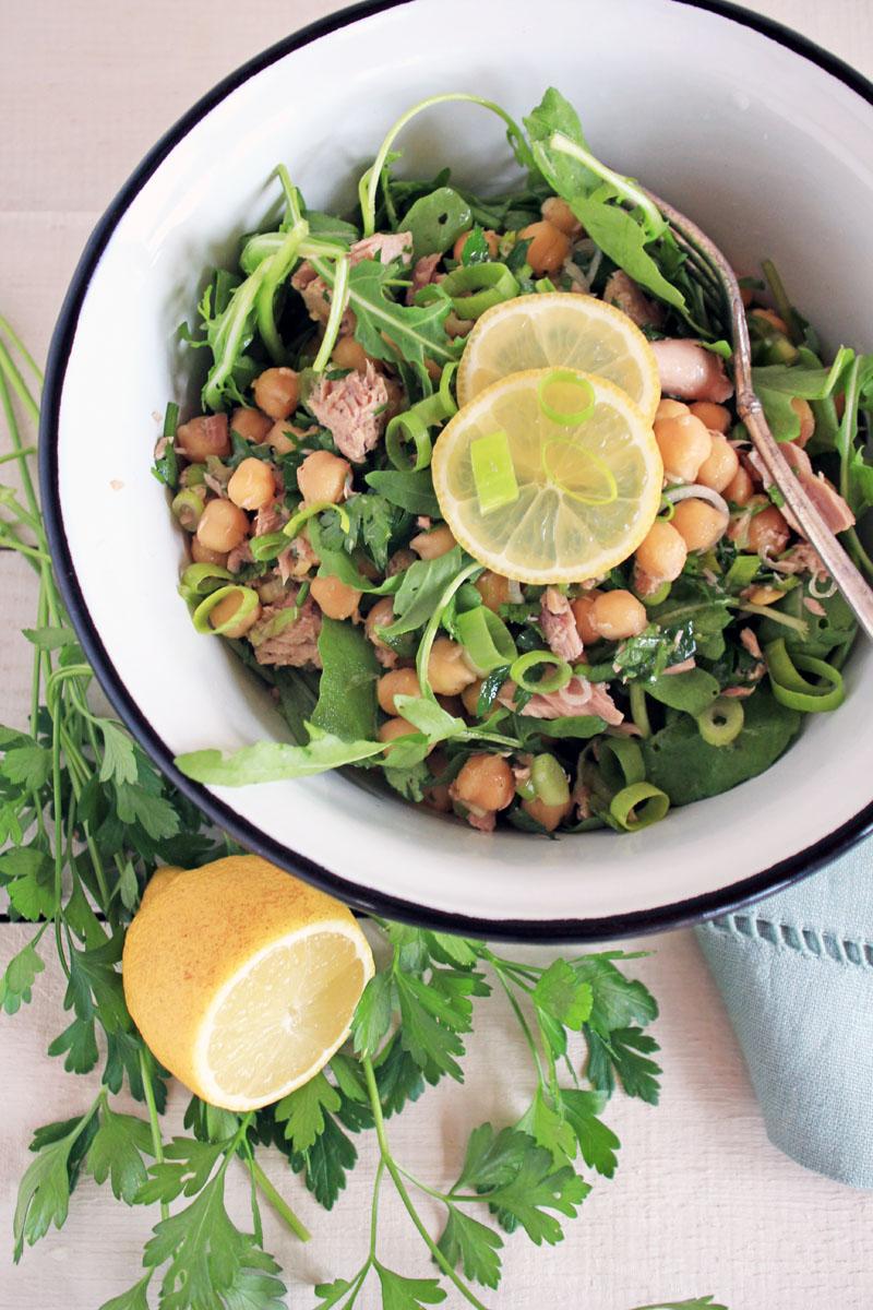 italienischer salat einfach